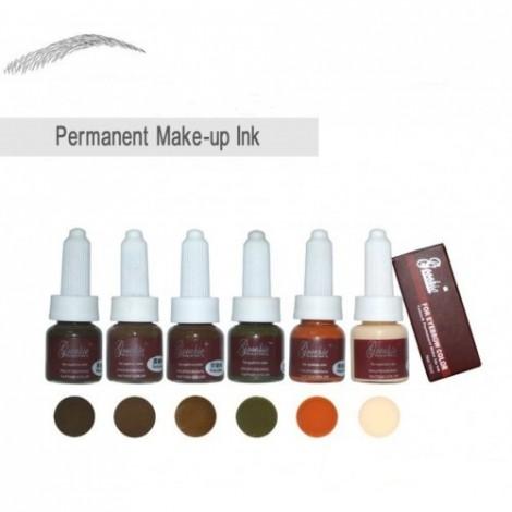 Goochie microblading pigment krém